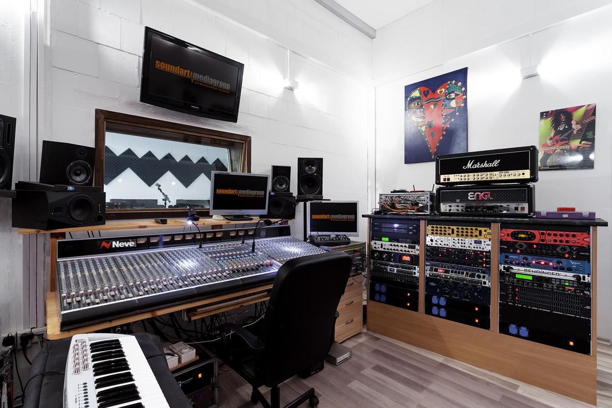 Audioproduktion 1